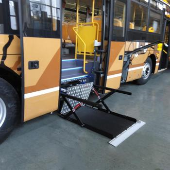 WL-UVL-700 van Hydraulic Wheelchair Lift for Disabled Passengers with CE Certificate