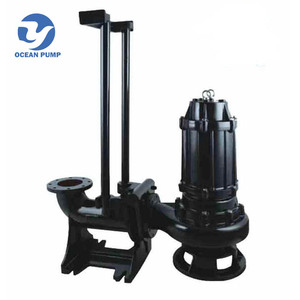 submersible dirty water transfer pump