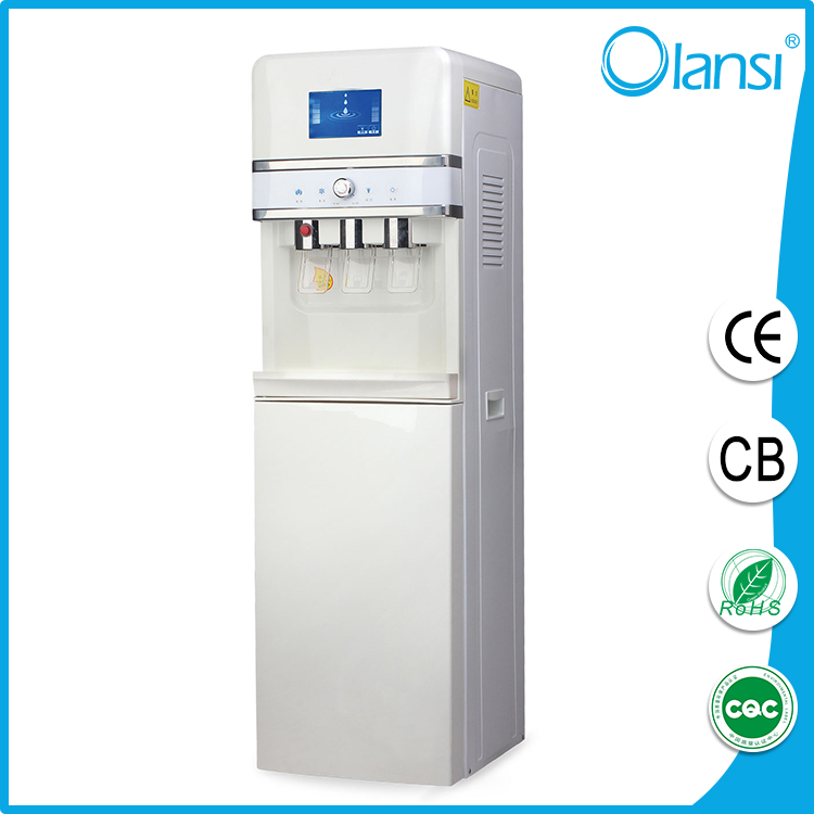 tap direct piping national alkaline UF technology water dispenser-OLS-D03
