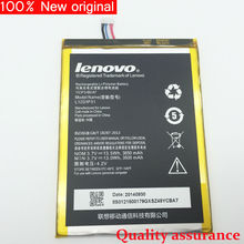 100% New 3650mAh Lenovo IdeaTab lepad A1000 A1010 A5000 A3000 A3000-H Tablet PC Built-in battery L12D1P31 L12T1P33