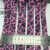pink  color tape leopard print ribbons using on fashion women clothes hot selling designs ribbons