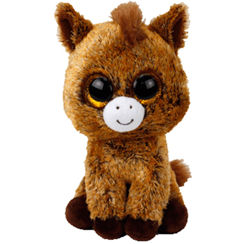 TY Beanie Boo Harriet - Horse Reg Plush, 6 Inches