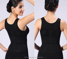 far infrared rays tourmaline dots Magnetic Therapy Body Shaper Seamless Slimming Tank Top NBS092
