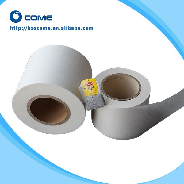 New premium heat sealed teabag filter paper