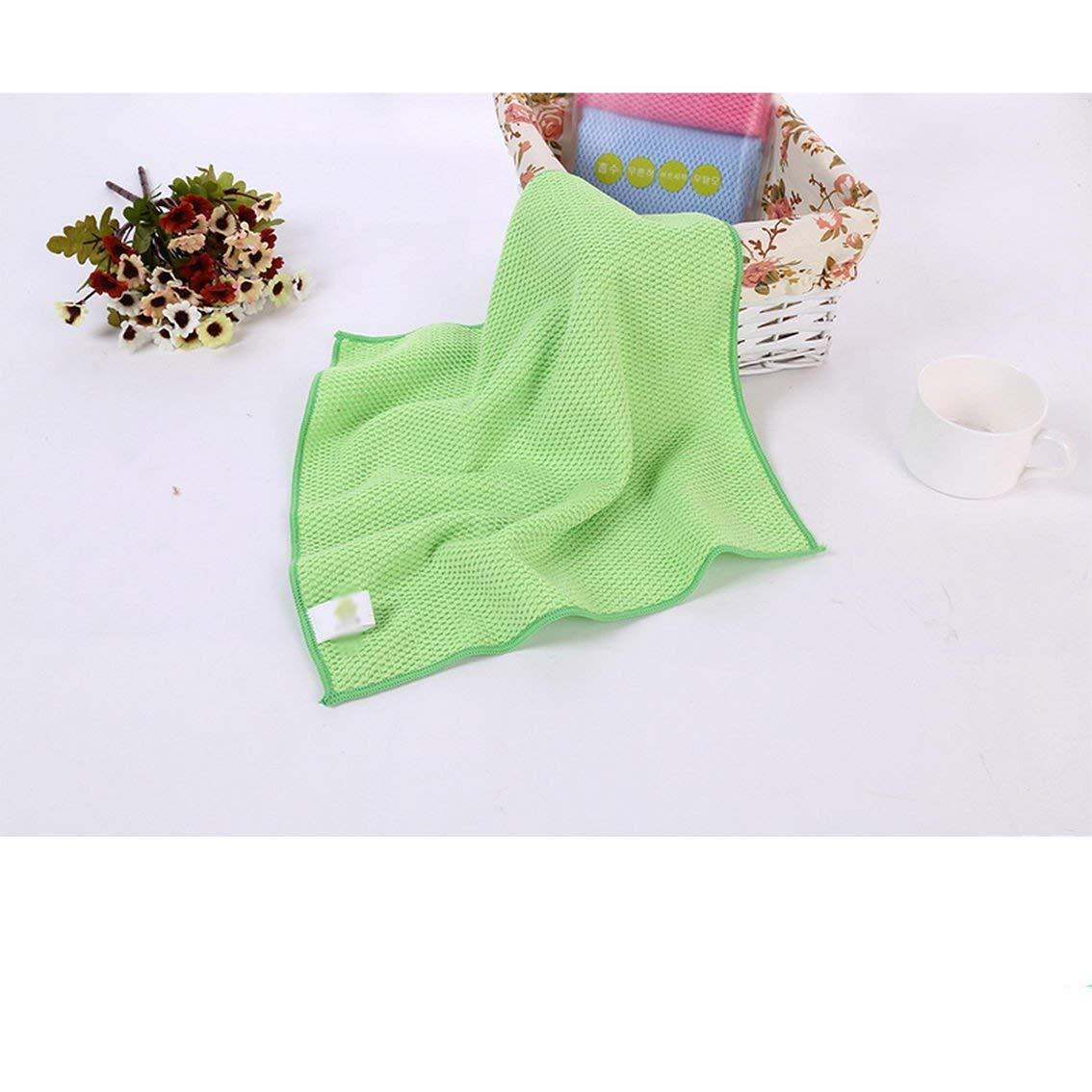Buy jii2030shann Lint-free absorbent cloth scouring pad ...