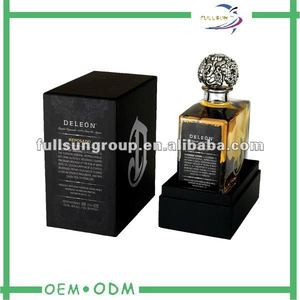 China Suppliers Apparel Customized logo empty perfume boxes