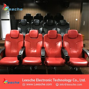 Foshan factory cinema 4d chair with theater seat New arrival 4d dynamic cinema