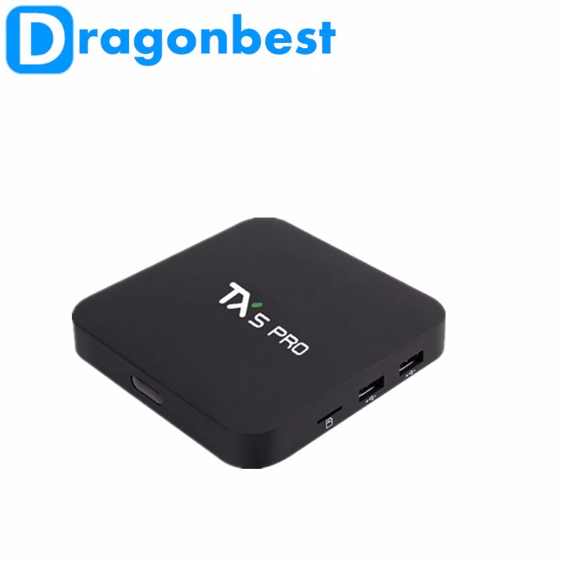 2016 Best price TX5 Pro S905X 2G 16G Android quad core ott tv box KODI media player 3d smart TV box