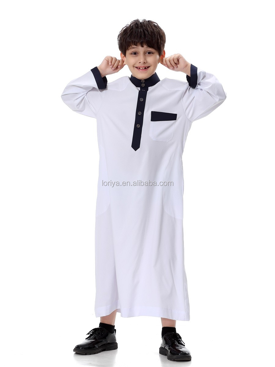Ihram Kids For Sale Dubai: High Quality Kids Arab Thobe Childern Abaya Long Sleeve