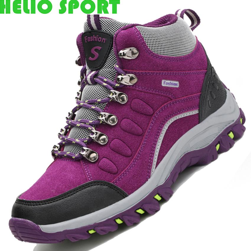 Aliexpress.com : Buy winter high top hiking shoes women
