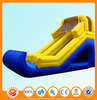 Inflatable princess inflatable bounce slide with stair slip n slide for adult