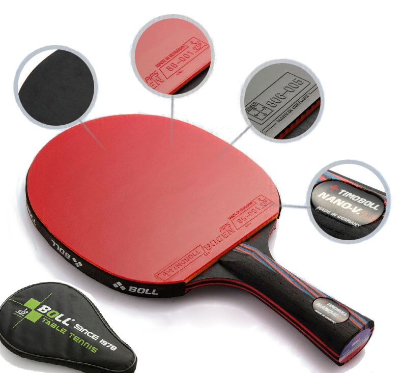 Buy Gamecraft Table Tennis Paddle - Economy Rubber Face in Cheap ...