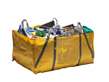 New 1000kg Pp Woven Fibc Dumpster Bags