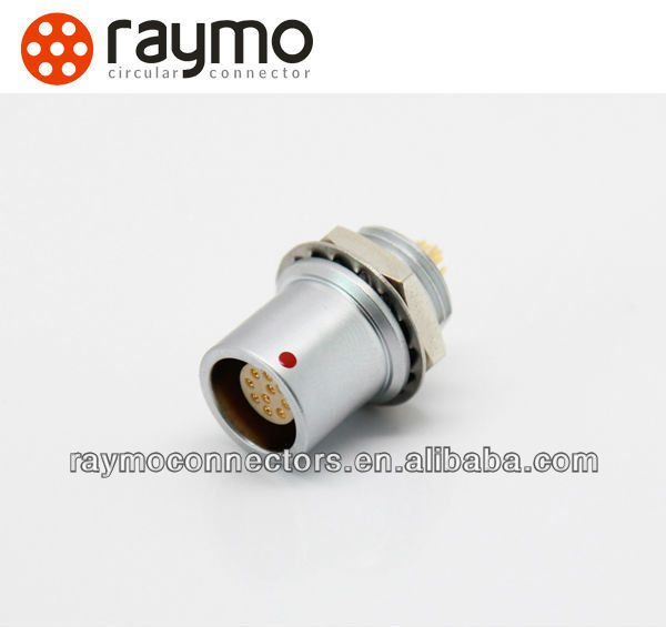 Compatible Lemo FGG EHGwaterproof connector with 2 pin to 30pin