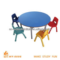 round table childrens table and chairs