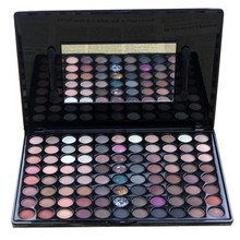 New Cherish Cosmetics Eyeshadow Make Up Cosmetic Palette Waterproof 88 Colors Eye Make-up