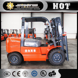 Low price forklift CPCD30 Heli 3 ton portable forklift specification