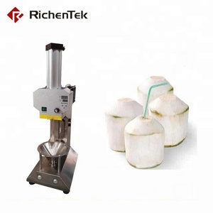 Low Price Cococnut Peeling Machine for Green Coconut Peel