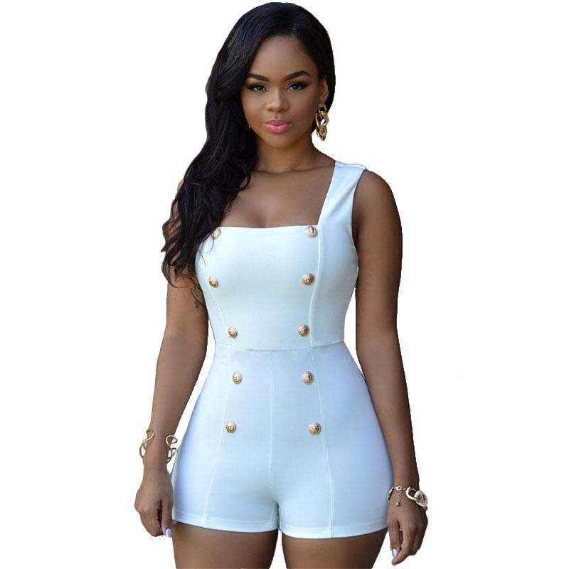 Cheap White Short Jumpsuits For Women Find White Short Jumpsuits