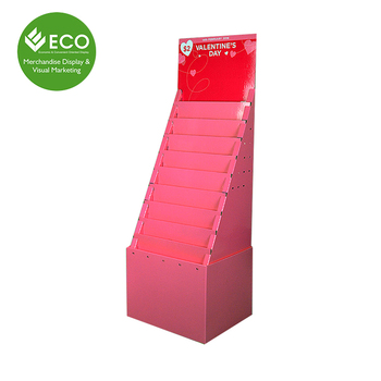 Eco wholesale corrugated greeting card holder cardboard postcard eco wholesale corrugated greeting card holder cardboard postcard display m4hsunfo