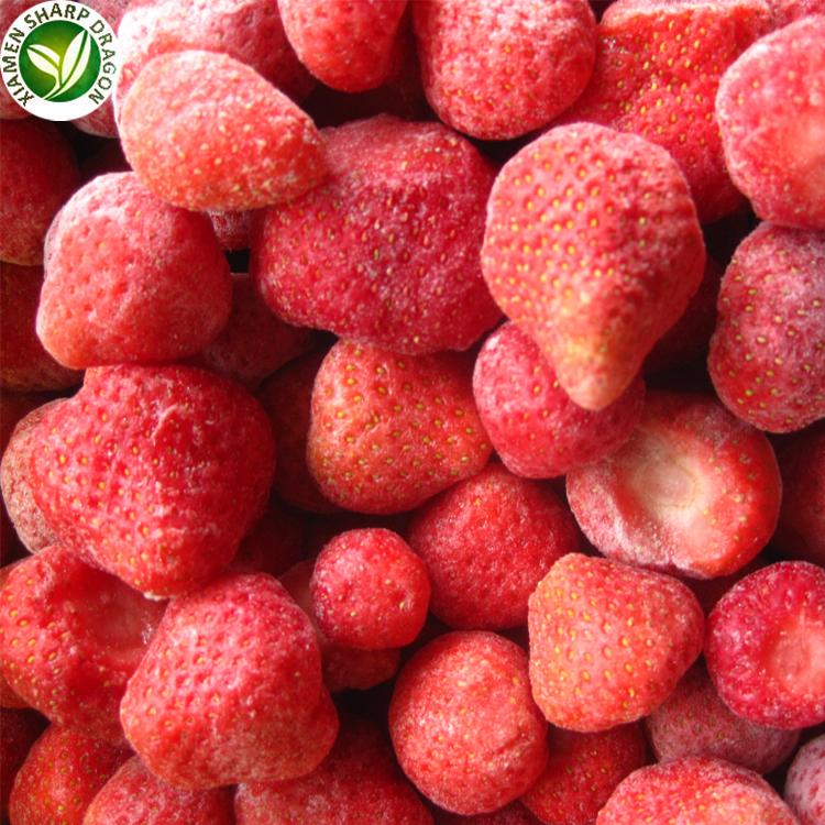 bd7b2d0db المجمدة الفراولة غير حبيبات الفراولة فتات السكر خبز فاكهة الفراولة الحبوب  الخام