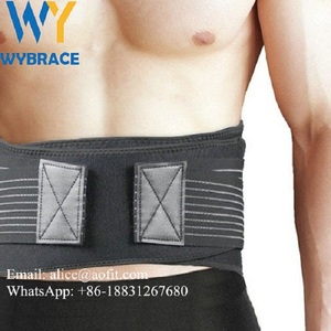 Wuyu Back Pain Hot Cold Ice Pack Belt Brace Therapy for Lower Lumbar Support, Sciatic Nerve Pain Relief