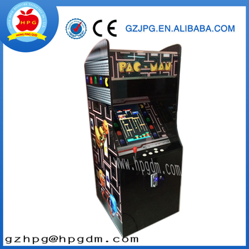 Upright Arcade Game Machine with Classical 60 in 1/Coin Operated Arcade Jamma Game machine