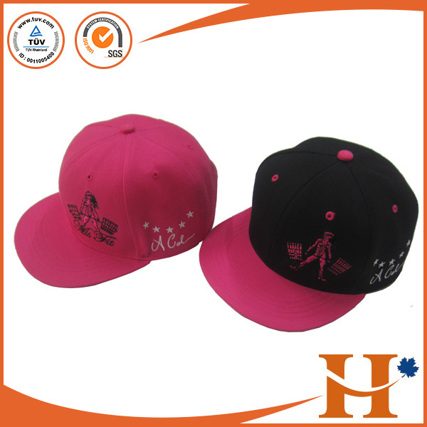 efbbb6edfb6 Custom Hight Quality Flexfit Snapback Cap