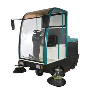 MC RS1900 large size ride on floor sweeper, street sweeper, road sweeper