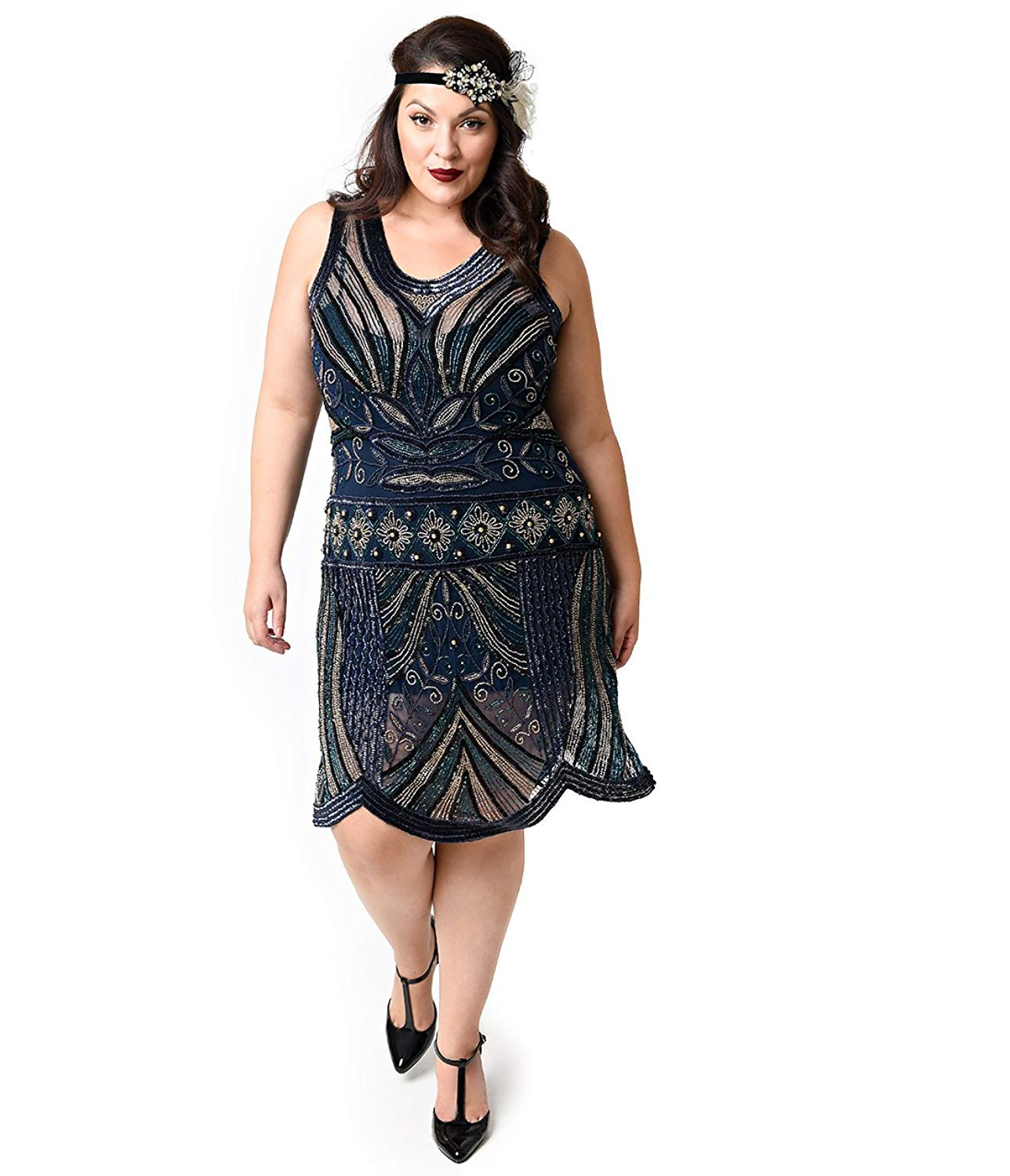 Cheap Plus Size 1920s, find Plus Size 1920s deals on line at ...