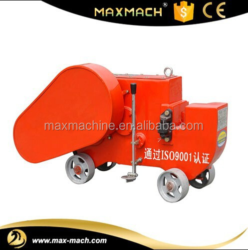 strict quality steel machienry quality rebar cutters and benders