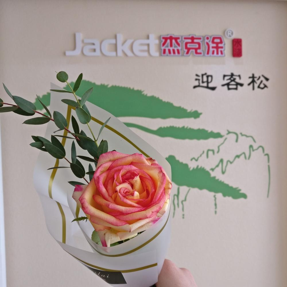 Jacket exterior texture design wall decorative marbling paint