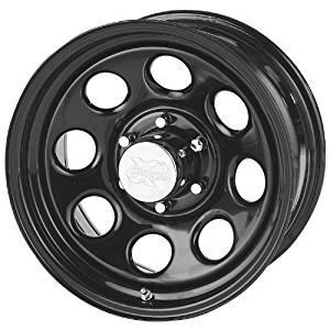 Pro Comp Steel Wheels Series 97 Wheel with Gloss Black Finish (16x8/6x5.5) by Pro Comp Steel Wheels