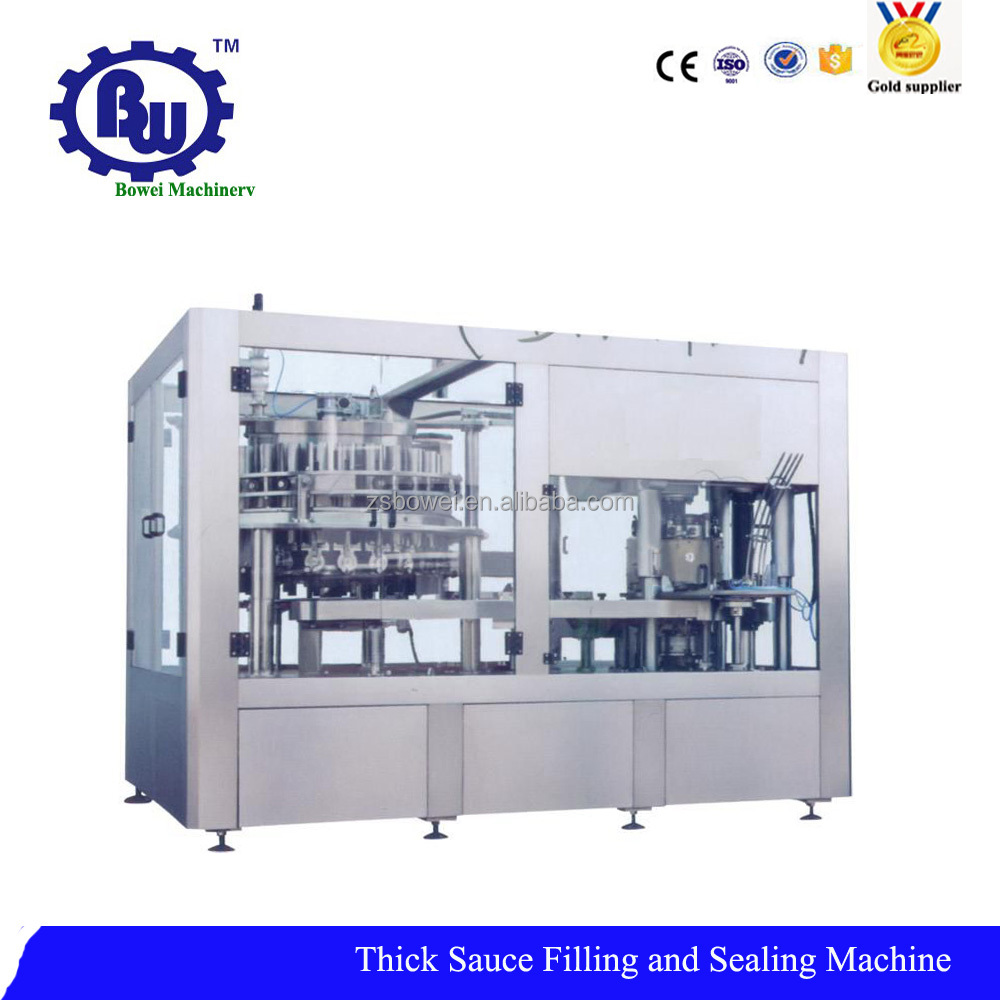 Piston Filling Tin Can Tomato Paste Canning Equipment with Supplier Price