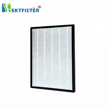 China leverancier activated carbon filter HVAC hepa filter luchtfilter