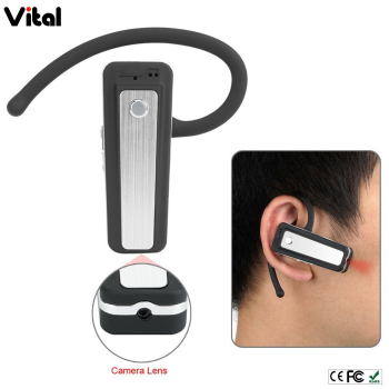 Bluetooth Headset Hidden Mini Earpiece Spy Camera For Mini Hidden Camera Buy Hidden Camera Spy Camera Spy Hidden Camera Product On Alibaba Com