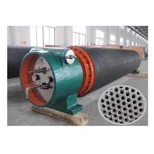 China suppliers paper making machine suction press roll
