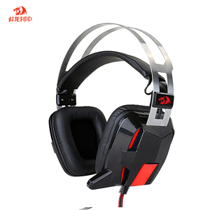 Hot Selling Redragon Stereo Gaming Headset With Mic Bass Earphone For Game Lover