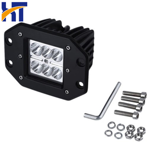 Factory wholesale Adjustable and Durable driving led car work light trucks 18w forklift headlight