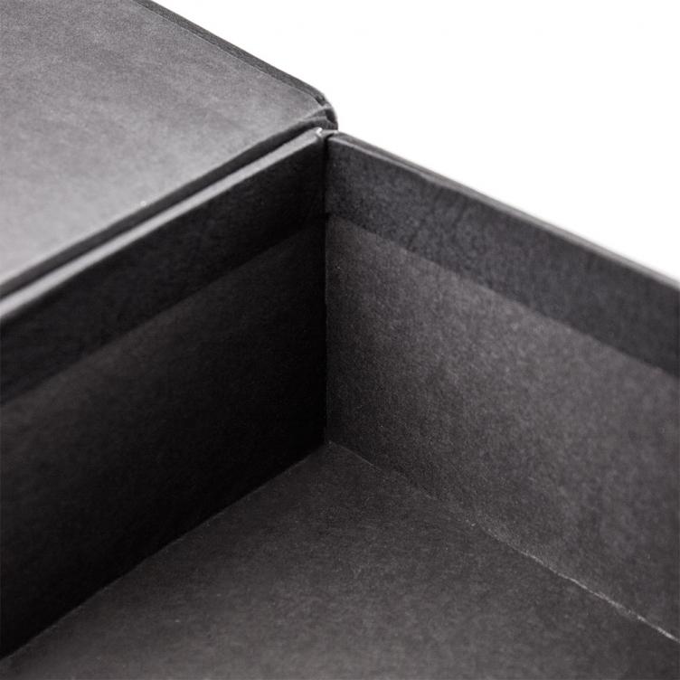 주문 엄밀한 패션 모양의 포장 종이 선물 골판지 상자