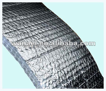 Self Adhesive Waterproofing Tapes Heat Insulation Sheet