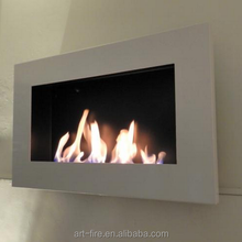 Wall mount Automatic Bio Ethanol Fireplace With Remote Controller