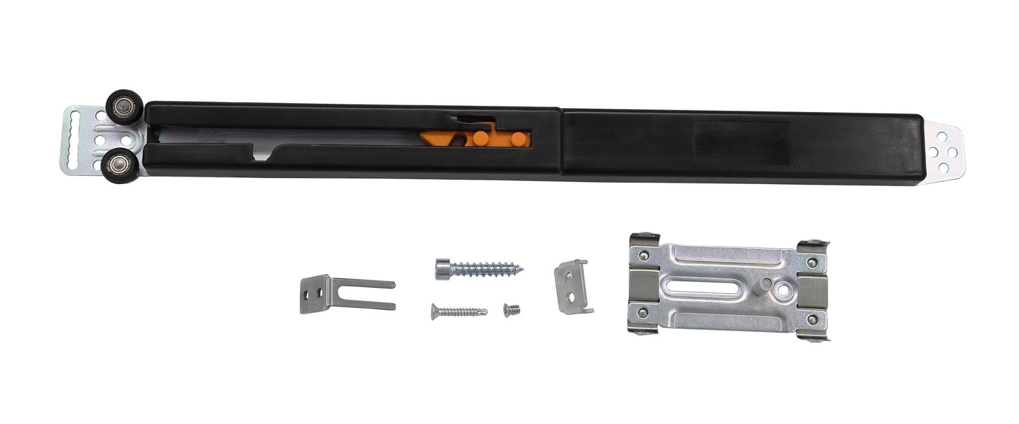Hidden Mechanism Sliding Door Hardware Door Soft Closing Damper