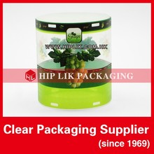New Clear Food Packaging Box