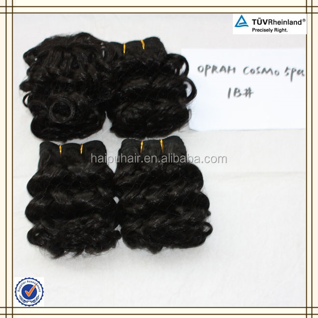 high-temperature flame-retardant synthetic hair
