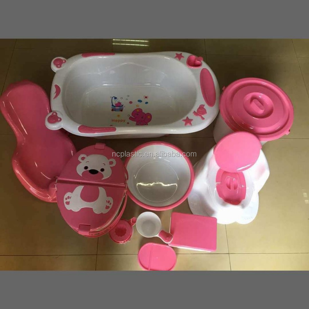 China Baby Bathtub Set, China Baby Bathtub Set Manufacturers and ...