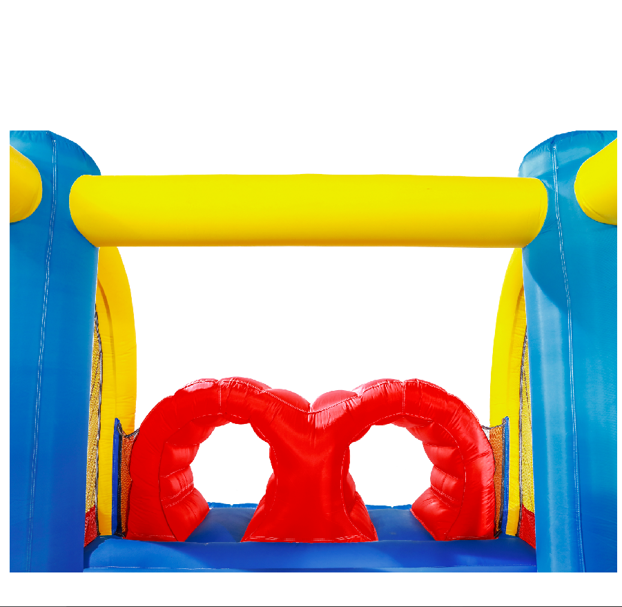 S025A New Hot Top Quality CustomDesign PVC Fabric Kids Commercial Bouncy Castle Wholesale from China