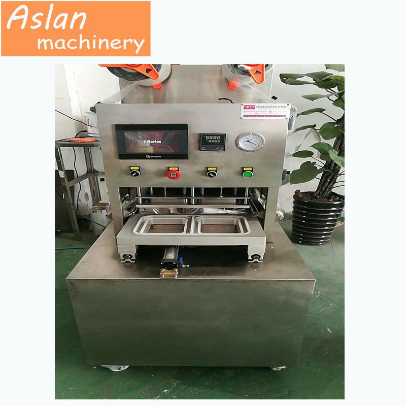 cc656d221e3 Fast Food Box vacuum Sealing Machine Food Tray piece film sealer lunch box  vacuum sealing machine