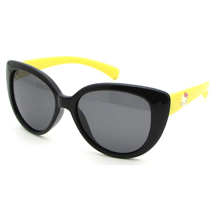 30027a5c5 Anti uv البيضاوي نظارات الشمس نظارات مرنة أطفال بنات بنين الرضع في  الاستقطاب للطفل والأطفال