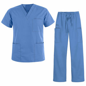 Custom Made Men's Operating Room Scrubs